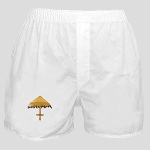 Tiki Umbrella Boxer Shorts
