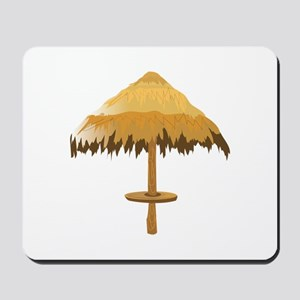 Tiki Umbrella Mousepad
