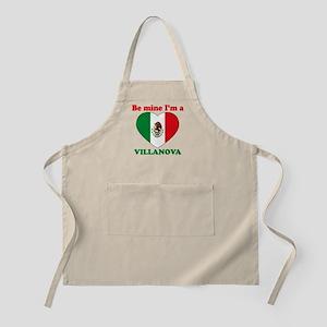 Villanova, Valentine's Day BBQ Apron