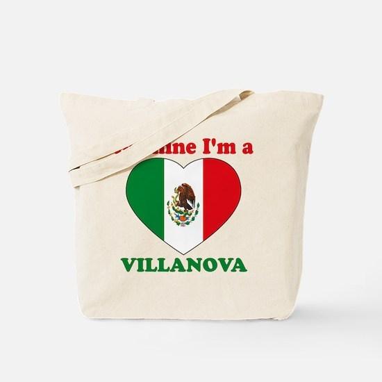 Villanova, Valentine's Day Tote Bag