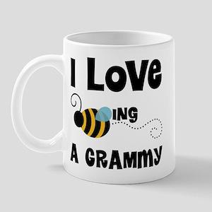 I Love Being A Grammy Mug