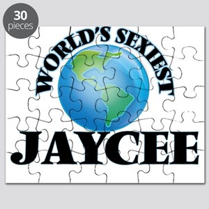 World's Sexiest Jaycee Puzzle