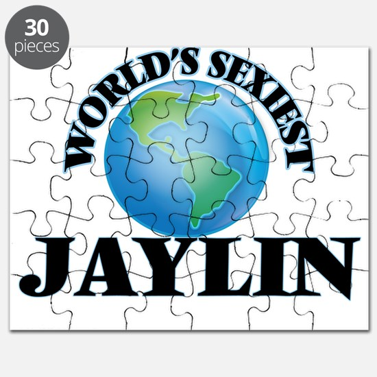 World's Sexiest Jaylin Puzzle