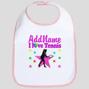 TENNIS PLAYER Bib