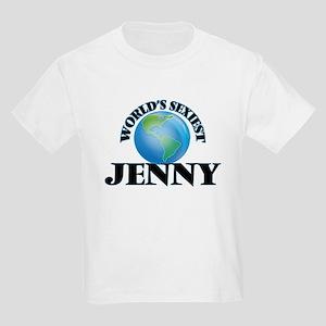 World's Sexiest Jenny T-Shirt