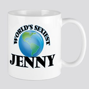 World's Sexiest Jenny Mugs