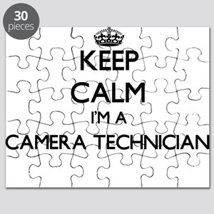 Keep calm I'm a Camera Technician Puzzle