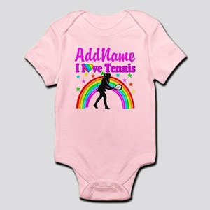 TENNIS PLAYER Infant Bodysuit