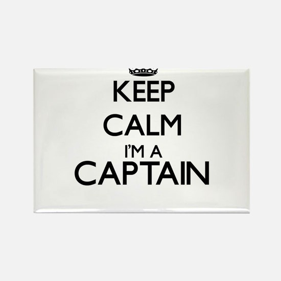 Keep calm I'm a Captain Magnets
