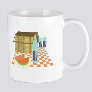 Picnic Lunch Mugs