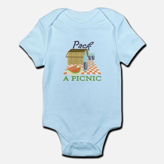 Pack A Picnic Body Suit