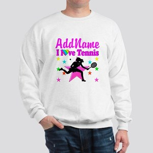 TENNIS PLAYER Sweatshirt
