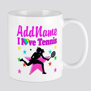 TENNIS PLAYER Mug