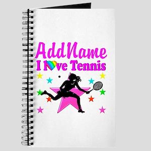 TENNIS PLAYER Journal