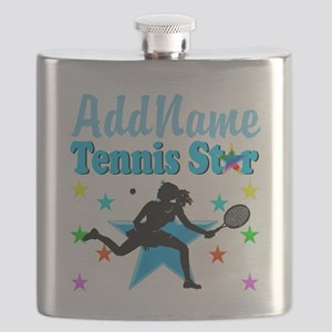 TENNIS PLAYER Flask