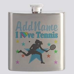 TENNIS POWER Flask