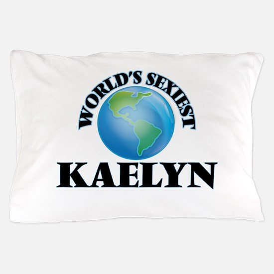 World's Sexiest Kaelyn Pillow Case