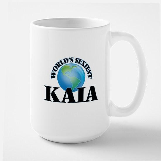 World's Sexiest Kaia Mugs
