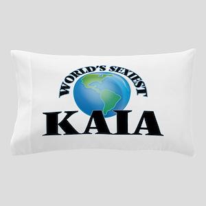 World's Sexiest Kaia Pillow Case