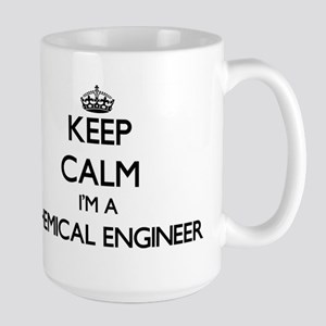 Keep calm I'm a Chemical Engineer Mugs