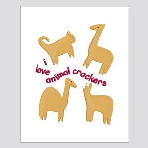 Love Animal Crackers Posters