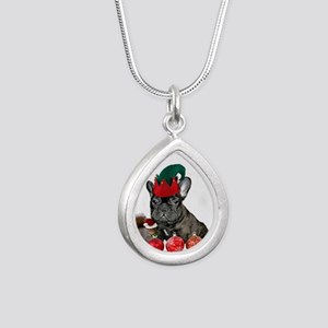 Christmas French Bulldog Necklaces
