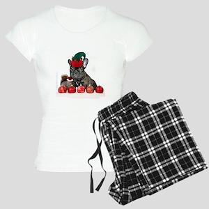 Christmas French Bulldog Pajamas
