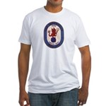 USS IMPERVIOUS Fitted T-Shirt