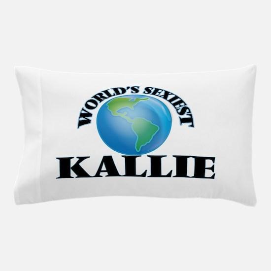 World's Sexiest Kallie Pillow Case
