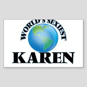 World's Sexiest Karen Sticker