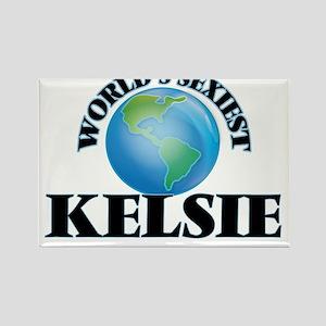 World's Sexiest Kelsie Magnets