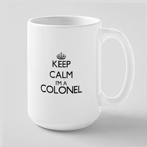 Keep calm I'm a Colonel Mugs