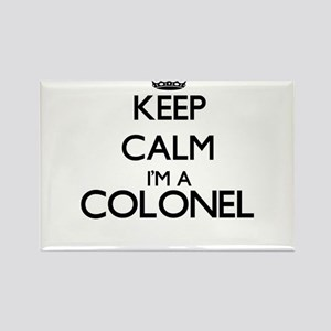 Keep calm I'm a Colonel Magnets