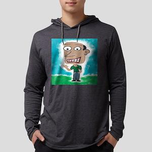 Nervous Ned Long Sleeve T-Shirt