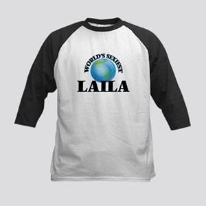 World's Sexiest Laila Baseball Jersey