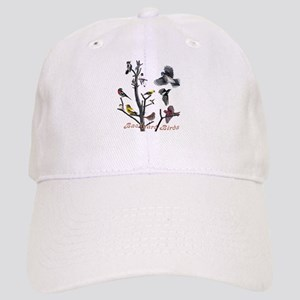 Backyard Birds Cap