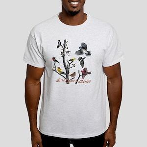 Backyard Birds Light T-Shirt