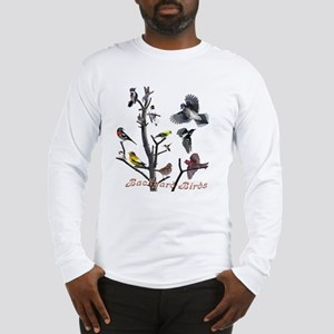 Backyard Birds Long Sleeve T-Shirt