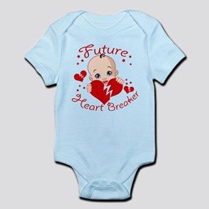 Future HeartBreaker Infant Bodysuit