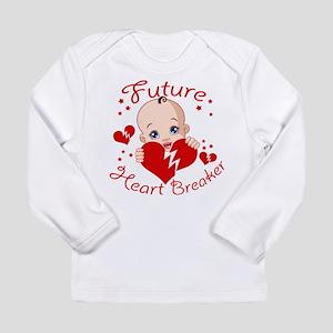 Future HeartBreaker Long Sleeve Infant T-Shirt