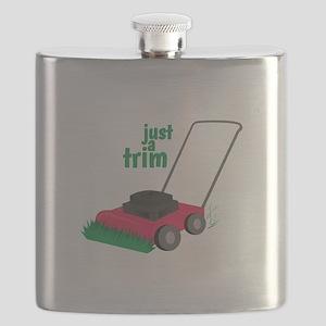 Just A Trim Flask