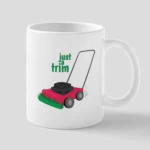 Just A Trim Mugs