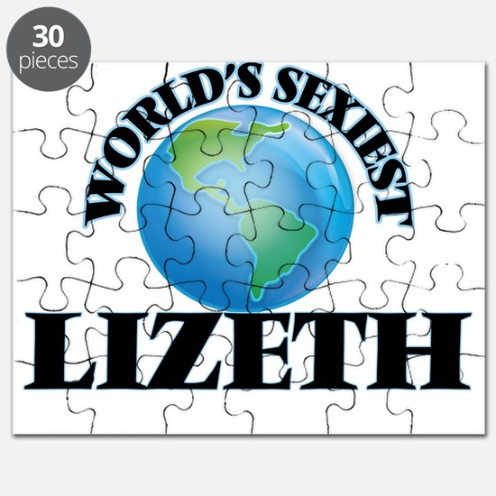 World's Sexiest Lizeth Puzzle