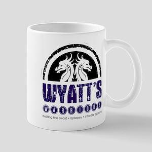 Wyatts Warriors Mugs