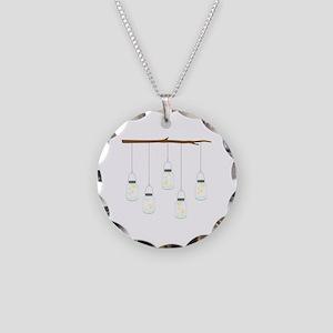 Summer Fireflies Necklace