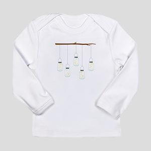 Summer Fireflies Long Sleeve T-Shirt