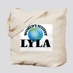 World's Sexiest Lyla Tote Bag