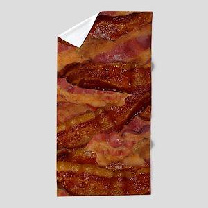 Bacon! Bacon! Bacon! Beach Towel