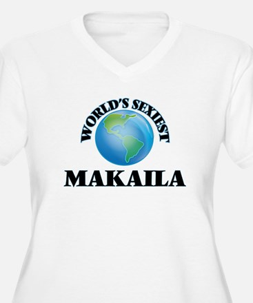 World's Sexiest Makaila Plus Size T-Shirt