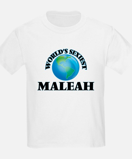 World's Sexiest Maleah T-Shirt
